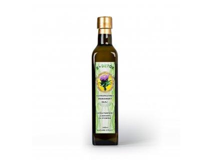 Extra panenský olej z Ostropestřce mariánského 500 ml