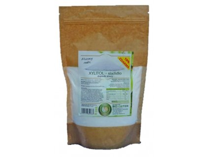 Xylitol přírodní březový cukr 550g