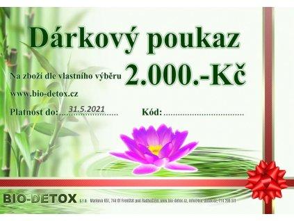 kupon 2000