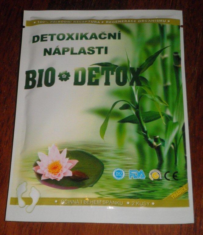 """BIO-DETOX """"2in1"""" - 1 balení (2 ks) jednodenní kůra"""