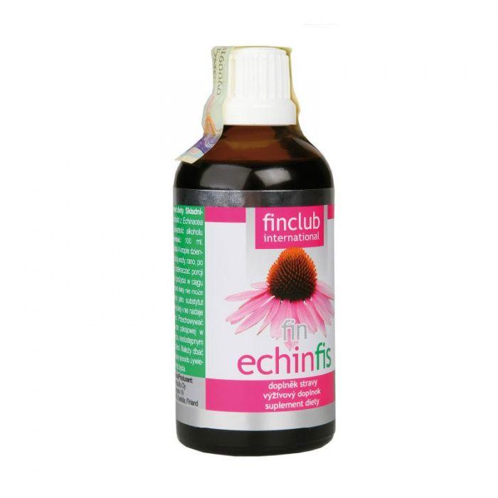 Levně finclub fin Echinfis 50 ml - Extrakt z třapatky nachové