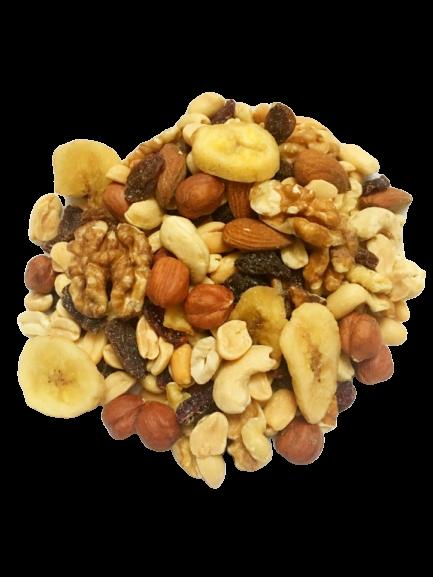 Bio-Detox Fitness mix - směs oříšků a sušeného ovoce 250g
