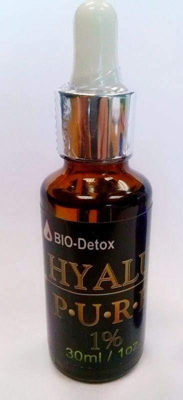 Bio-Detox Kyselina Hyaluronova pure 1% - 30ml