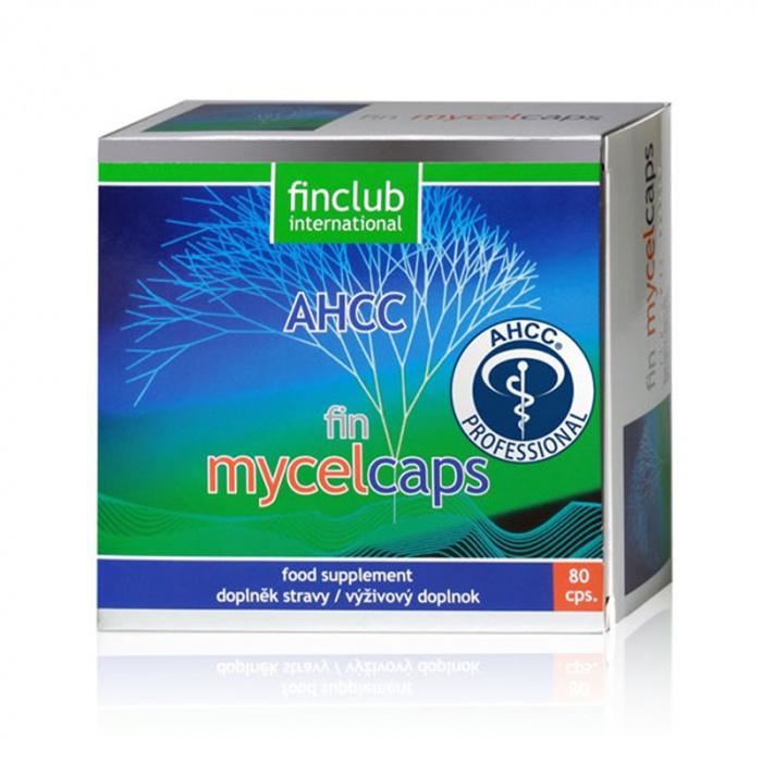 Levně finclub Mycelcaps
