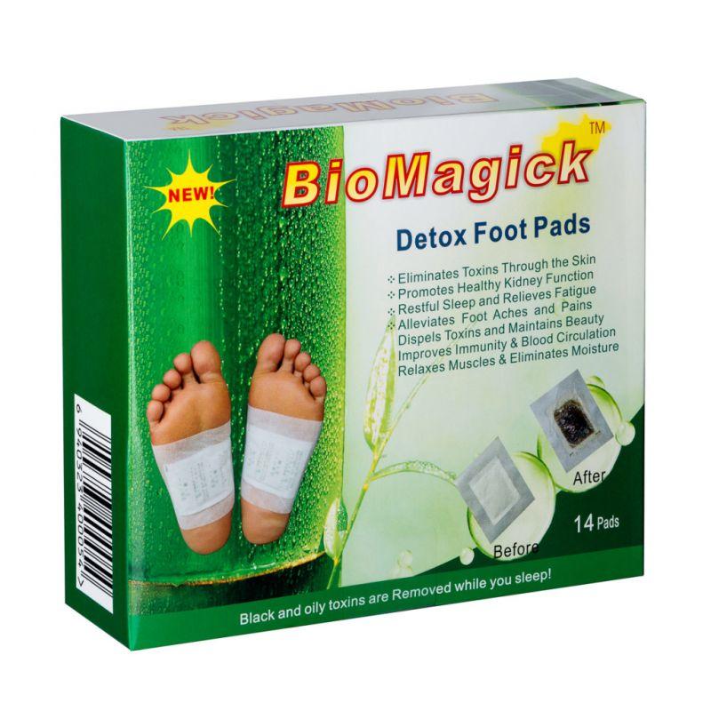 Bio-Detox Detoxikační náplasti Biomagick 36 krabiček