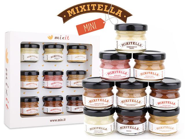 Dárková degustační sada MiniMixitell (9 ks)