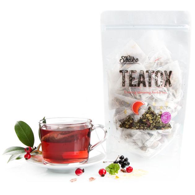 TEATOX – Večerní čaj na hubnutí