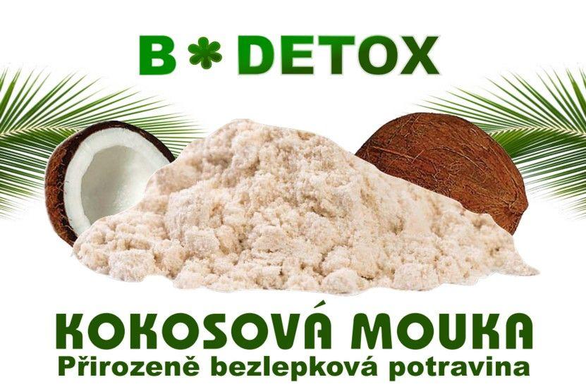 Levně Bio-Detox Kokosová mouka 1000g