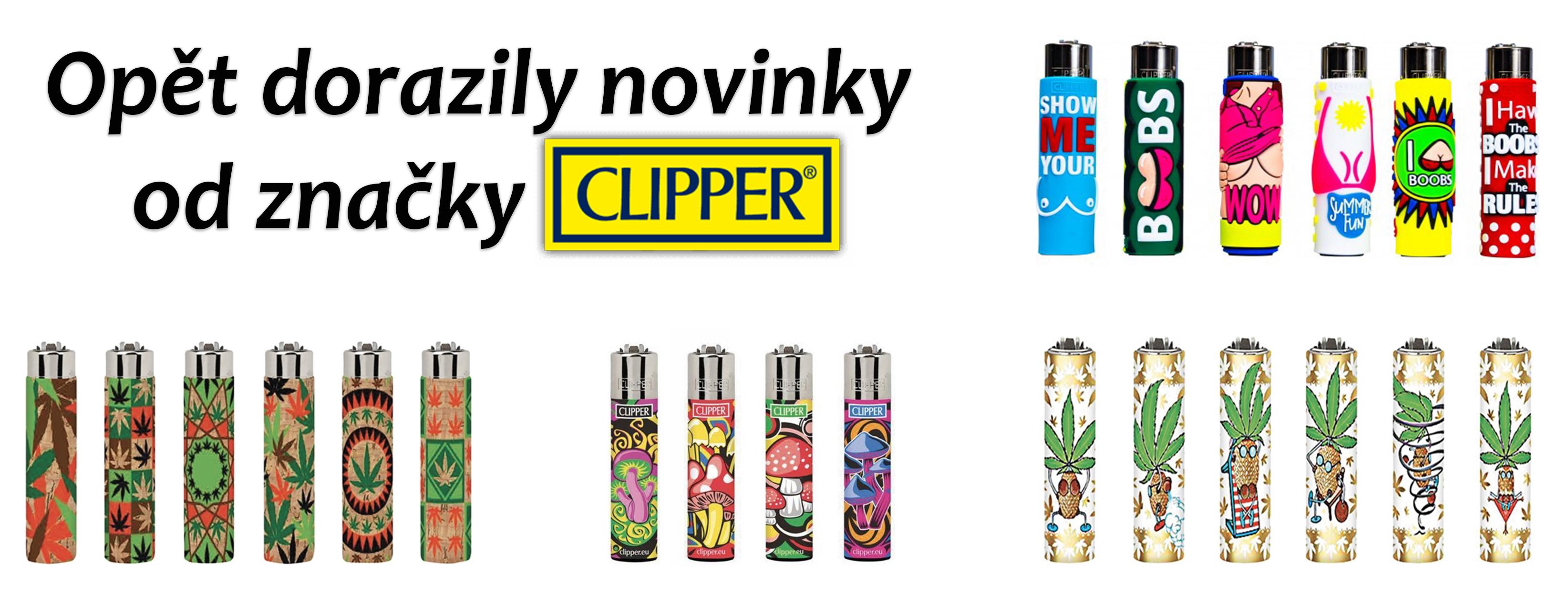 Nové Clippery