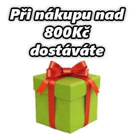 Při nákupu dostanete dárek