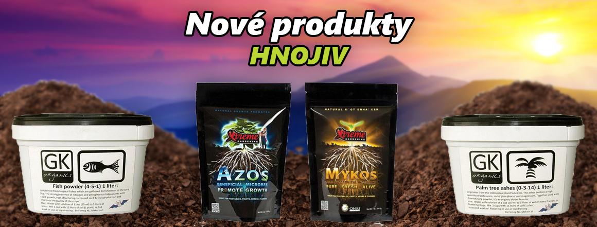 Nové produkty Hnojiv 13. 02. 2019