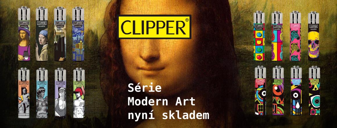 clipper modern art