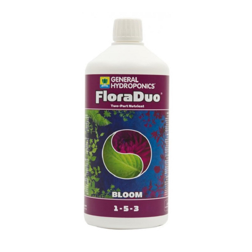 Flora duo series General Hydrophonics