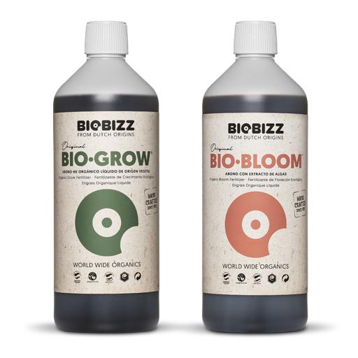 Hnojiva Bio-Bloom, Bio Grow a Fish-Mix od BioBizz