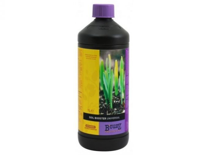 Atami B'cuzz Soil (půda) Booster 1l