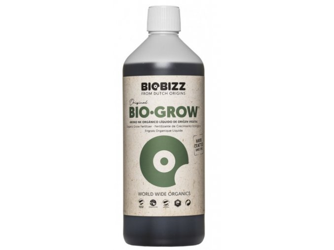 Biobizz Bio-Grow - biologické hnojivo pro růst