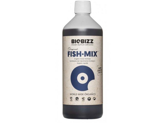 Biobizz Fish Mix - postřikovat na list v růstu