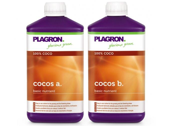 Plagron Cocos A+B 1l hnojivo pro kokos