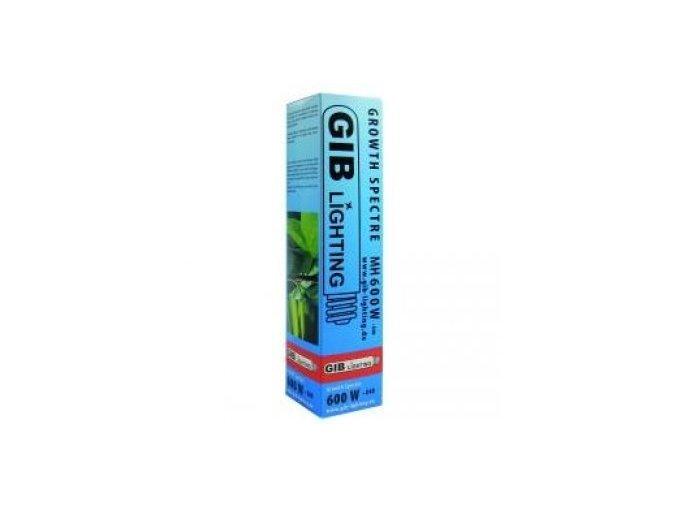 Výbojka GIB Growth Spectre MH 600 W