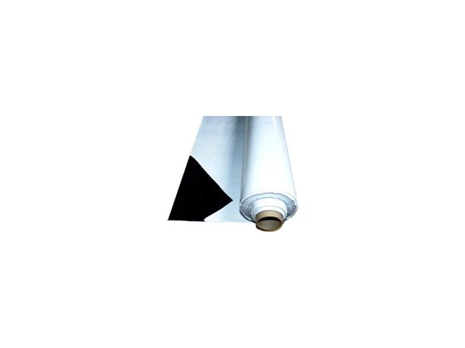 Folie zahradnická bílá 320 X 100 cm