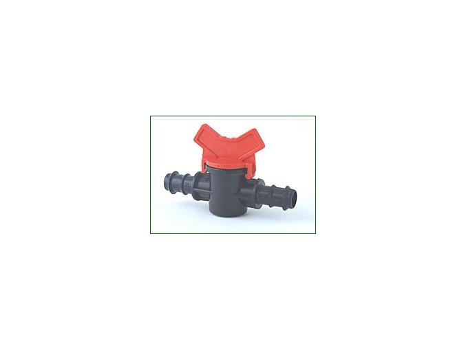 Regulační ventil Ø20mm