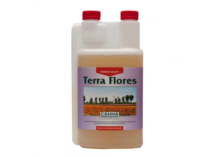 Canna Terra Flores - živiny pro květ a zrání