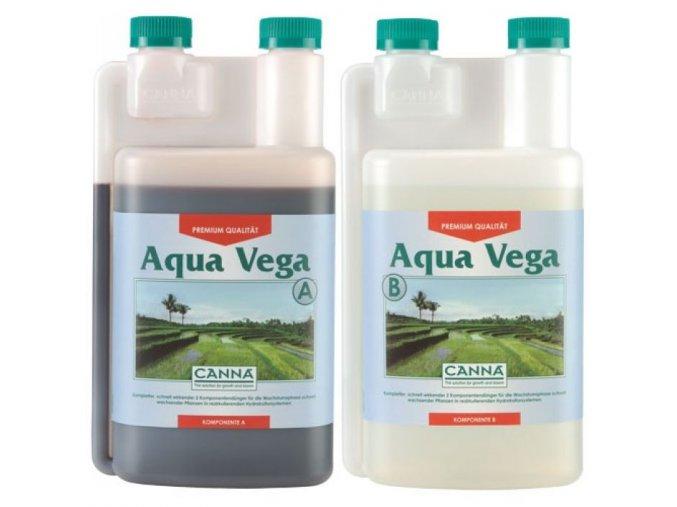 Canna Aqua Vega A+B hnojivo pro aeroponii