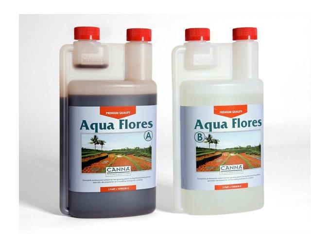 Canna Aqua Flores A+B 1l hydro květ