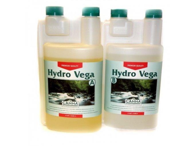 Canna Hydro Vega A+B 1l živiny pro fázi růstu