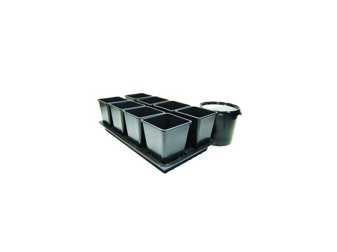 QuadGrow 8 rostlin