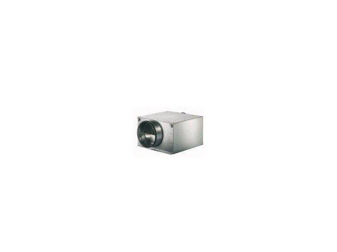 Zaboxovaný ventilátor RUCK ISOTX-125 355 m3/h