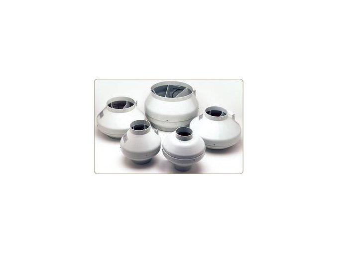 Ventilátor UFO 1800 m3/hod průměr 315 mm