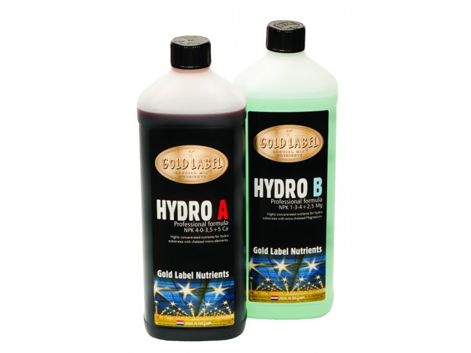 Gold Label Hydro A+B