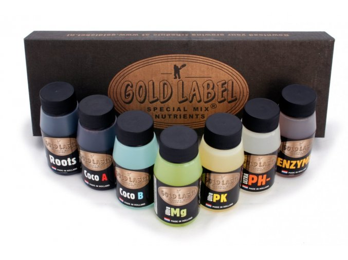 Gold Label Starter KIT Coco