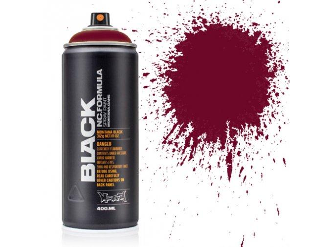 Montana black Cardinal 400 ml 3062
