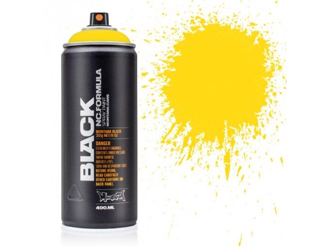 Montana black Kicking yellow 400 ml 1025