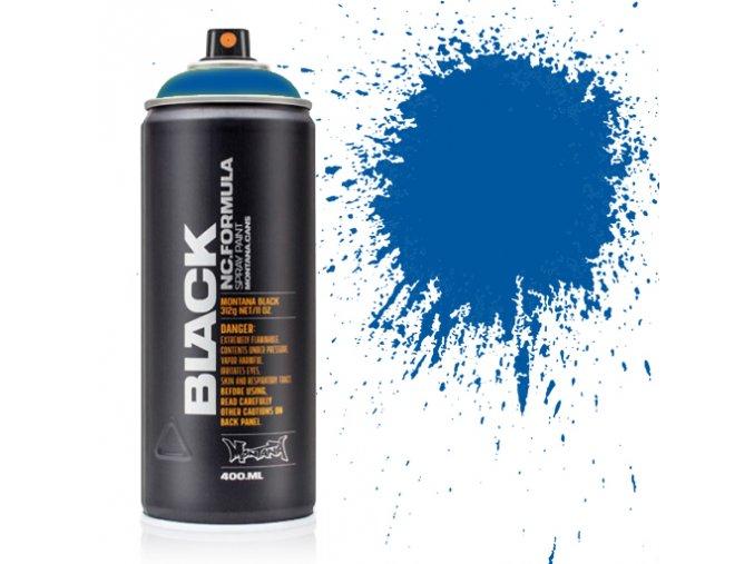 Montana black Knock out blue 400 ml 5250