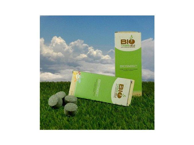 Biotabs organics tablety