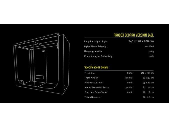 PROBOX 200 X 200 X 200cm