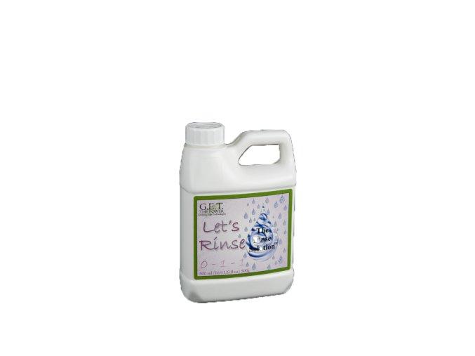 GET Rinse solution 500ml