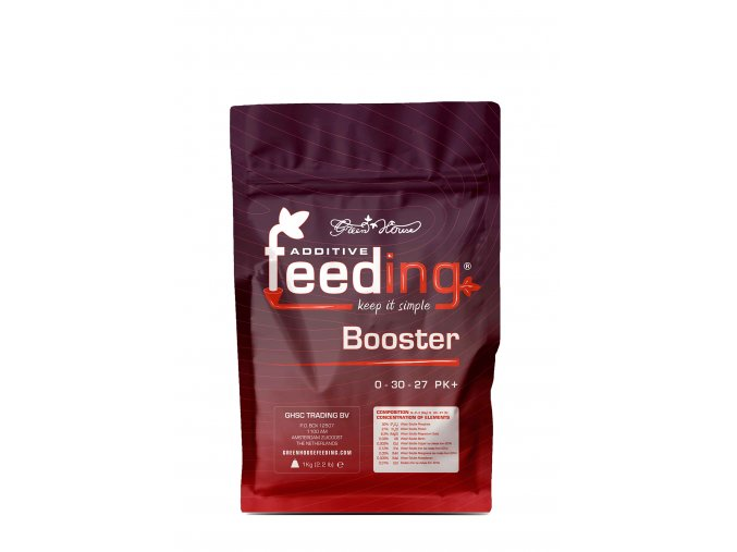 1kg Booster front T