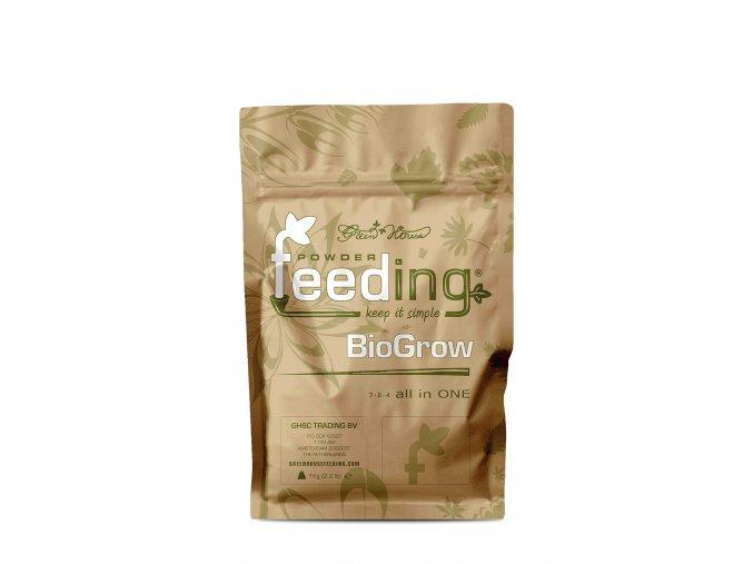 growandstyle.de Greenhouse Powder Feeding BioGrow Wachstumsduenger biologisch Green House Duenger Naehrstoffe 6065 0026 G 31