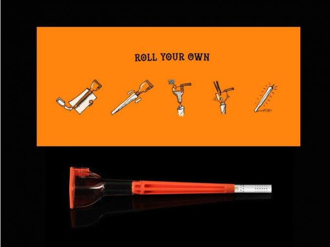 Cone Artist + Rolls Metal