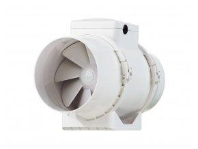 Ventilátor TT 125 220/280 m3/h