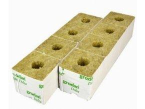 grodan 8 rockwool cubes 3inch small hole