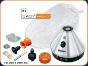 Vaporizér Volcano CLASSIC + easy valve set