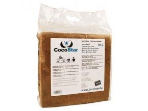 Lisovaný kokos 70l Cocostar