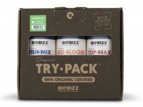 Biobizz Try Pack Outdoor 250ml  sada pro outdoor