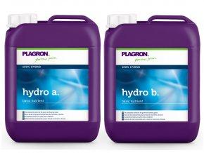bcuPlagron Hydro A+B 5l hnojivo pro hydro
