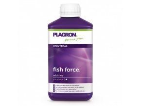 Plagron Fish Force (Rybí Emulze)